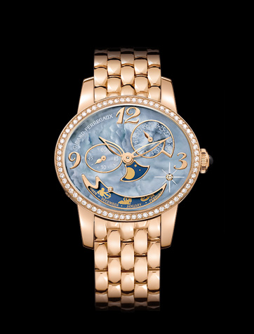 часы Girard Perregaux Cat's Eye ZODIAC