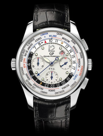 часы Girard Perregaux BORSA ITALIANA