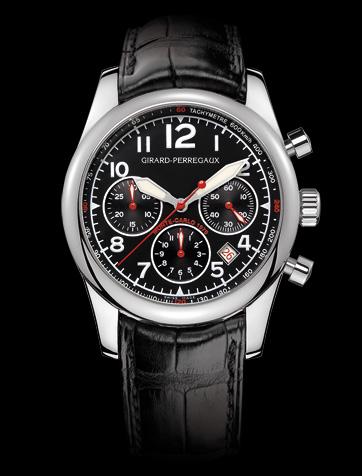 часы Girard Perregaux MONTE CARLO 1970