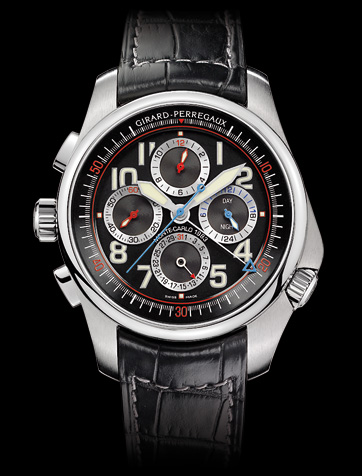 часы Girard Perregaux MONTE CARLO 1983