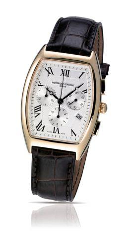 часы Frederique Constant Art Deco Chronograph