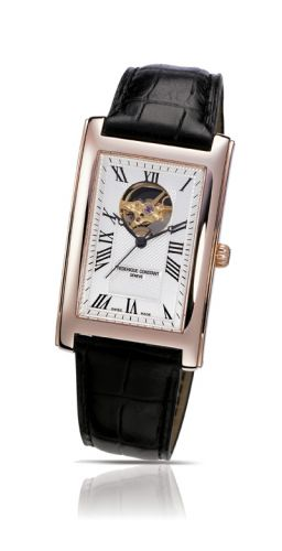 часы Frederique Constant Large Carree Heart Beat