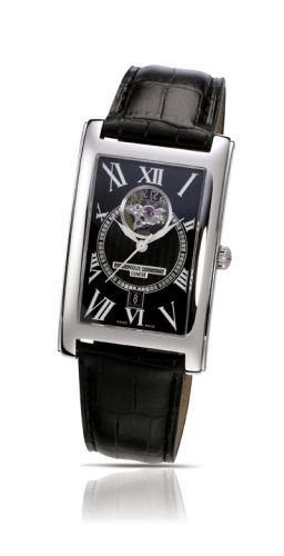 часы Frederique Constant Heart Beat Date Carree