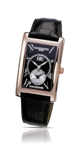часы Frederique Constant Big Date - Dual Time Carree
