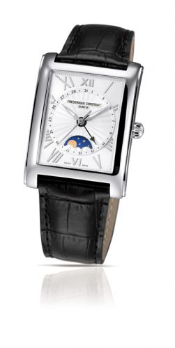 часы Frederique Constant Carree Moonphase Date