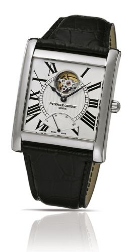 часы Frederique Constant Carree Heart Beat Retrograde