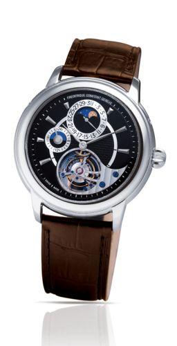 часы Frederique Constant Heart Beat Manufacture Tourbillon