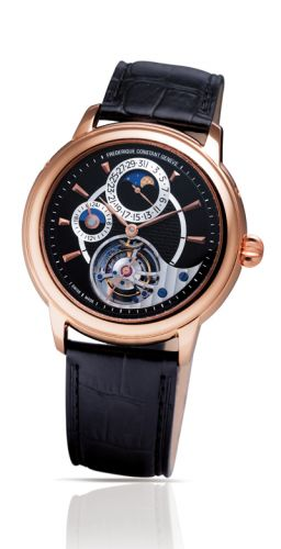 часы Frederique Constant Heart Beat Manufacture Tourbillon