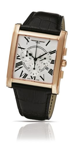 часы Frederique Constant Persuasion Chronograph