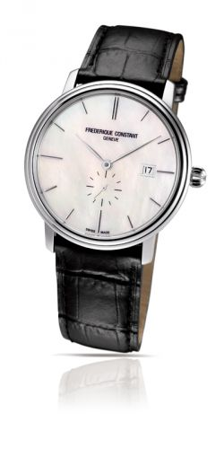 часы Frederique Constant Index Slim Line