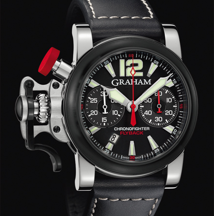 часы Graham Chronofighter FLYBACK