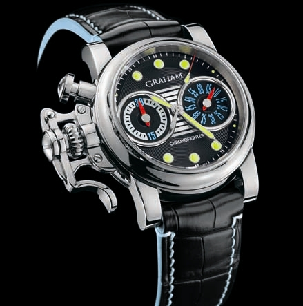 часы Graham Chronofighter R.A.C. Stingray