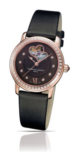 часы Frederique Constant Ladies Automatic Chocolate