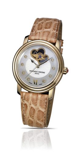 часы Frederique Constant Ladies Automatic Double Heart Beat