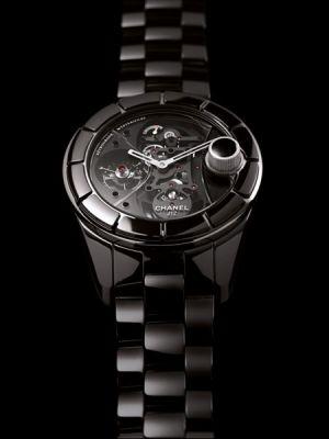 часы Chanel Rétrograde Mystérieuse