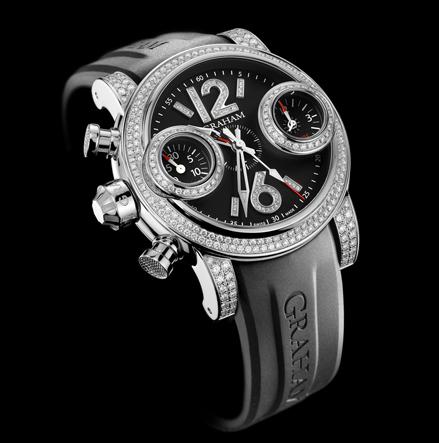 часы Graham Swordfish Big Bling