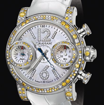 часы Graham Swordfish CINDERELLA