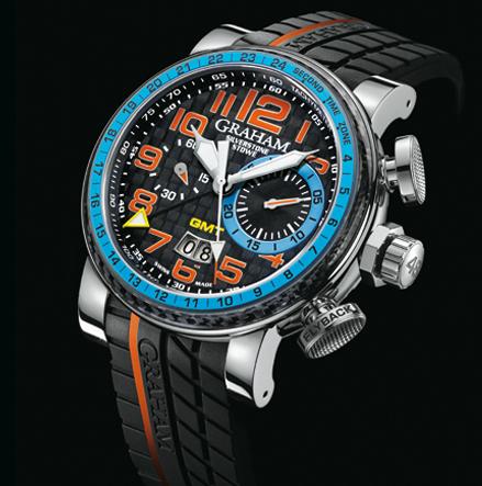 часы Graham Big Silverstone Stowe Racing