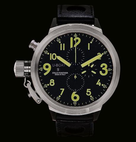 часы U-Boat Flightdeck CAS
