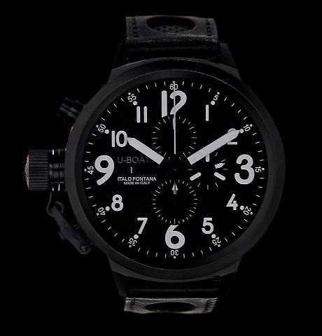 часы U-Boat Flightdeck CAB