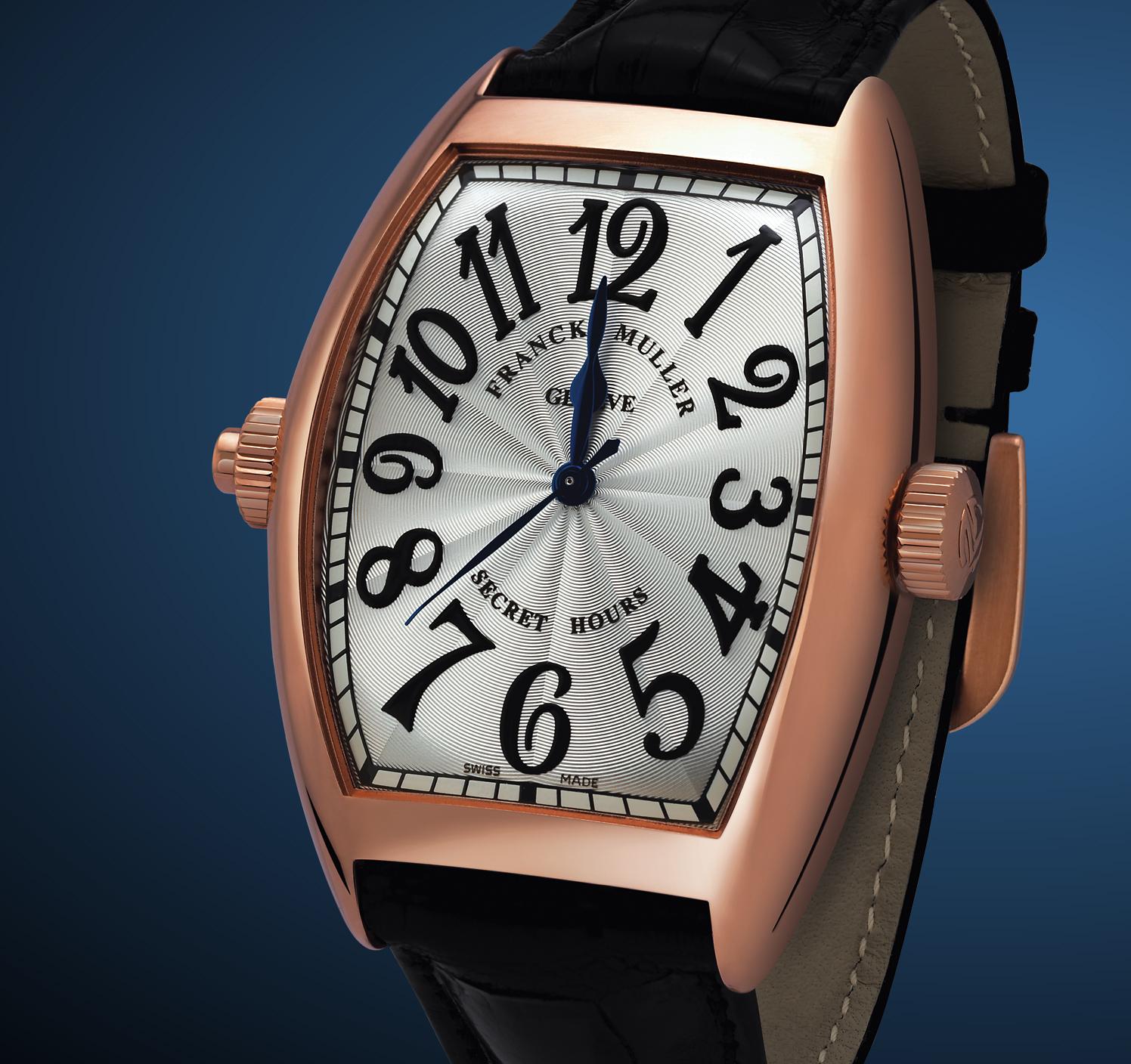 часы Franck Muller Secret Hours 1
