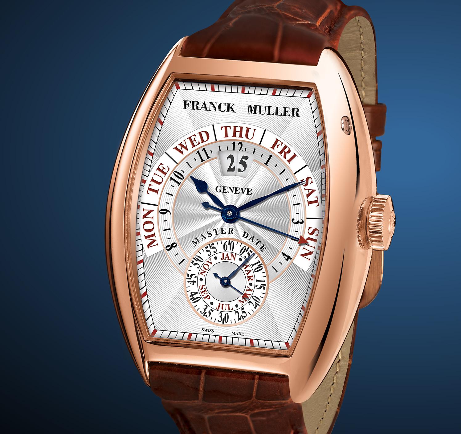 часы Franck Muller Grande Date