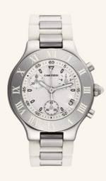 часы Cartier 21 Chronoscaph