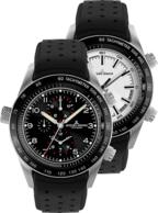 часы Jacques Lemans Turnable-Dual time-Chrono