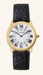 часы Cartier Ronde Solo De Cartier