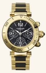 часы Cartier Pasha Seatimer
