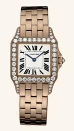 часы Cartier Santos Demoiselle