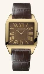 часы Cartier Santos-Dumont