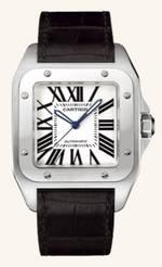 ���� Cartier Santos 100