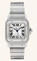 часы Cartier Santos De Cartier