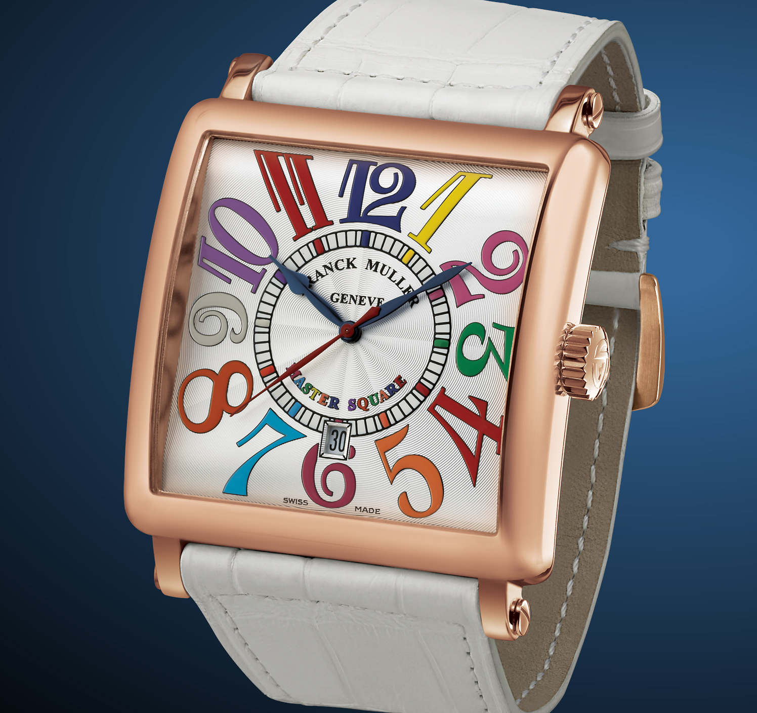 ���� Franck Muller Master Square Color Dreams