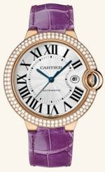 часы Cartier Ballon Bleu De Cartier