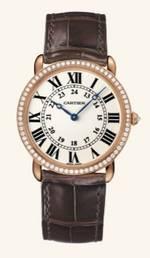 часы Cartier Ronde Louis Cartier
