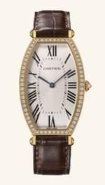 часы Cartier Tonneau