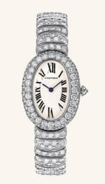 часы Cartier Baignoire 1920