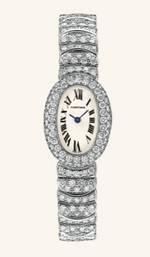 часы Cartier Baignoire мини