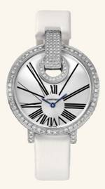 часы Cartier Ronde excentree