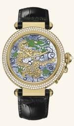 часы Cartier Pasha De Cartier
