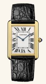 часы Cartier Tank solo