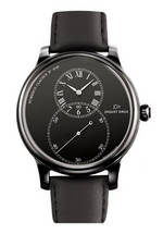 часы Jaquet-Droz Grande Seconde Ceramic Black Enamel