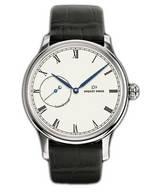 часы Jaquet-Droz Grande Heure Minute Medium Ivory Enamel