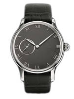 часы Jaquet-Droz Grande Heure Minute Medium Black Opaline