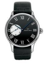 часы Jaquet-Droz Grande Heure Minute Black Enamel