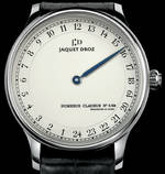 часы Jaquet-Droz Grande Heure Ivory Enamel