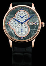 часы Jaquet-Droz The Time Zones Meteorite