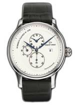 часы Jaquet-Droz The Time Zones Ivory Enamel